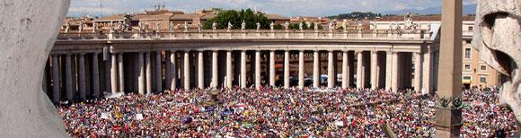 Gli eventi e le manifestazioni a Roma