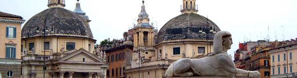 itinerari per visitare Roma