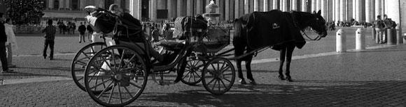 Mezzi di trasporto a Roma